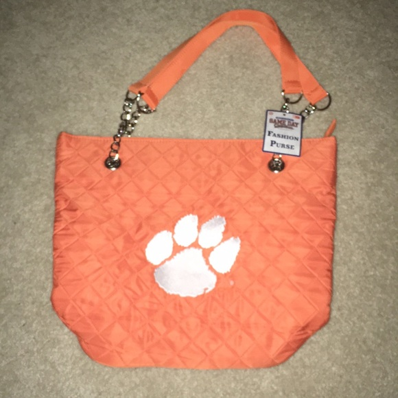 4c3fa9a0af6 game day outfitters Bags   Clemson Bag   Poshmark